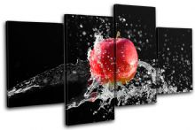 Apple Water Splash Food Kitchen - 13-0924(00B)-MP04-LO